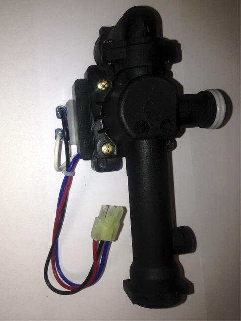 Клапан трёхходовой с приводом  Arderia  (в сборе) [2040105H]. Город Челябинск. Цена 3200 руб