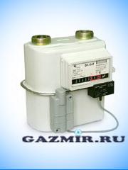 Купить Газовый счетчик ЭЛЬСТЕР ВК G-4Т (левый c термокоррекцией)  в Курган