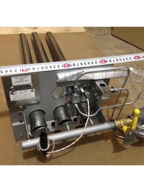 Горелка с автоматикой САБК-10 (30 кВт). Город Учалы. Цена по запросу