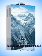Купить Газовая колонка VEKTOR LUX ECO 20-2 (горы зимой) в Челябинск