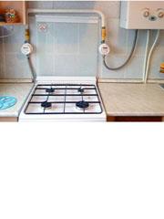 Купить Комплект газовых счетчиков для газовой плиты и колонки Орел СГМ 1,6 +СГМ 3,2 в квартиру в Златоуст