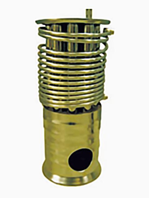 Котел газовый напольный 2-х контурный NAVIEN GST-35 KN нержавейка. Город Южноуральск. Цена по запросу