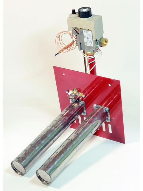 Газогорелочное устройство ПЛАМЯ-20 мощностью 24 кВт на базе автоматики sit 630. Город Южноуральск. Цена 6500 руб
