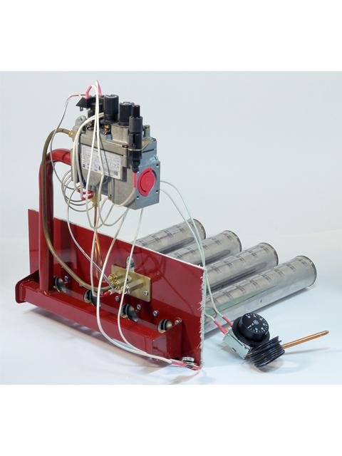 Купить Газогорелочное устройство мощностью 55 кВт на базе автоматики sit 820 nova в Челябинск
