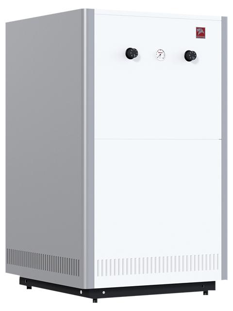 Газовый котел напольный Лемакс Премиум 100, до 1000 кв.м, автоматика SIT, пьезорозжиг, дымоход 200 мм. Город Челябинск. Цена 82000 руб