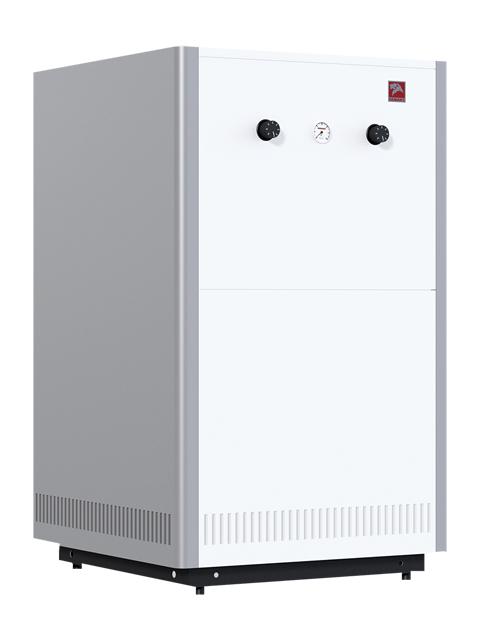 Купить Газовый котел напольный Лемакс Премиум 100, до 1000 кв.м, автоматика SIT, пьезорозжиг, дымоход 200 мм в Челябинск