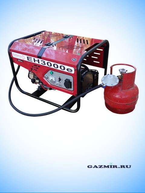 Генератор газовый EH3000e. Город Челябинск. Цена по запросу
