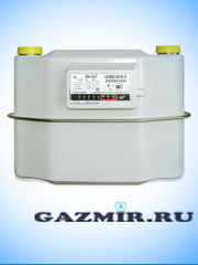 Купить Газовый счетчик ЭЛЬСТЕР ВК G-6Т (правый с термокоррекцией)  в Челябинск