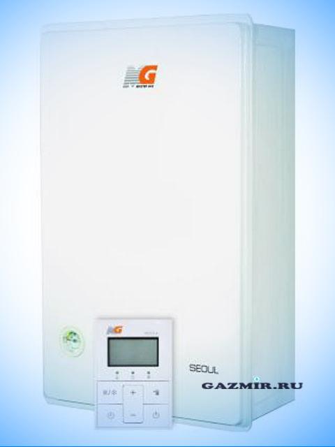 Газовый котел настенный Master GAS Seoul 11. Город Кунашак. Цена по запросу