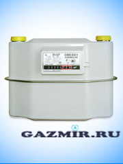 Купить Газовый счетчик ЭЛЬСТЕР ВК G-6 V2 (левый)  в Челябинск