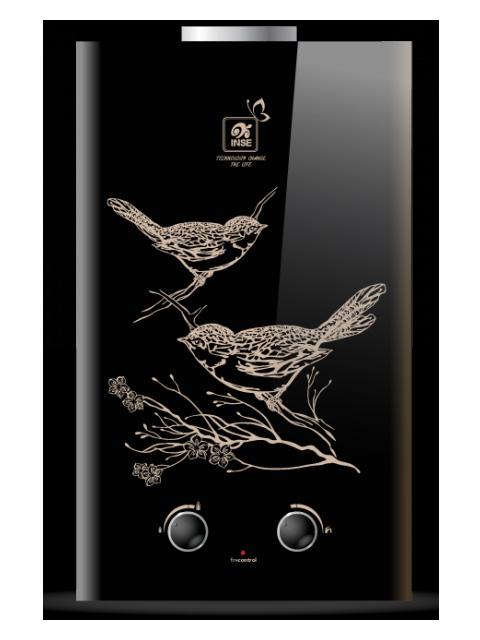 Колонка газовая ACE WR-10B Black Birds INSE. Город Челябинск. Цена по запросу