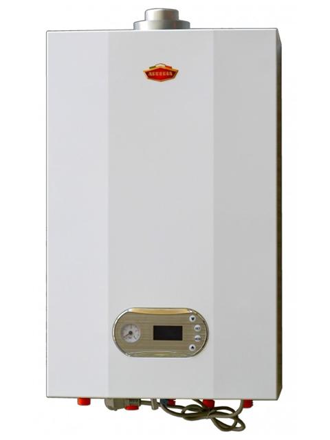 Купить Газовый котел настенный ARDERIA B10, 10 кВт, закрытая камера, отопление до 100 кв.м и горячая вода, производство РФ в Челябинск