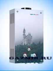Купить Газовая колонка VEKTOR LUX ECO 20-2 (замок) в Магнитогорск