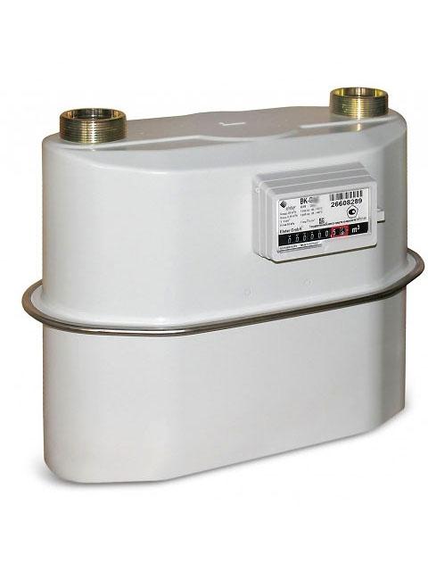 Купить Газовый счетчик ЭЛЬСТЕР ВК-10 левый в Костанай
