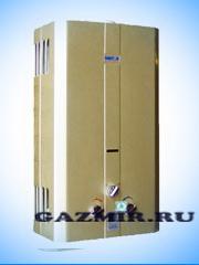 Купить Газовая колонка VEKTOR 20-W (золото) в Костанай