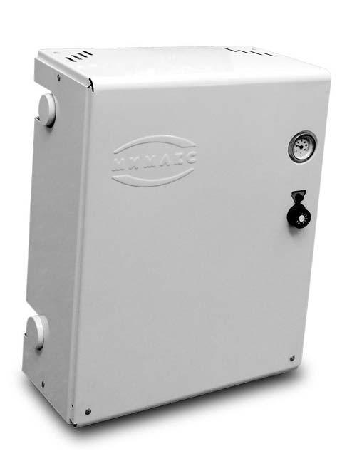 Купить Газовый напольный котел Мимакс КСГ(П) - 7, парапетный, до 70 кв.м, автоматика SIT, пьезорозжиг, дымоход в стену в Костанай