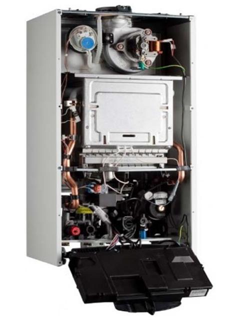 Настенный двухконтурный газовый котел ARISTON MATIS 24FF, 24 кВт, закрытая камера, двухконтурный, Италия. Город Челябинск. Цена по запросу