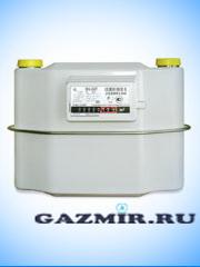Купить Газовый счетчик ЭЛЬСТЕР ВК G-6Т (левый с термокоррекцией)  в Челябинск