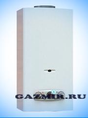 Купить Газовая колонка НЕВА ЛЮКС 5611 ( NEVALUX-5611 ), 11 л/мин, дымоход 122 мм, вода/газ 1/2 дюйма в Костанай