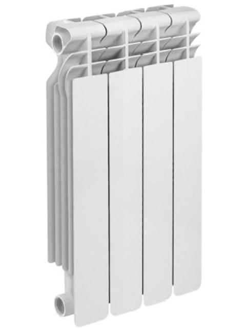 Радиатор алюминиевый Rommer Optima 500 - 4 секции. Город Челябинск. Цена 1400 руб