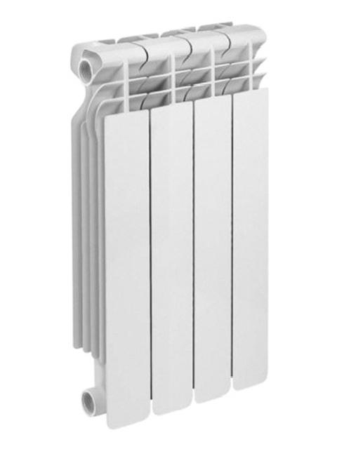 Купить Радиатор алюминиевый Rommer Optima 500 - 4 секции в Челябинск
