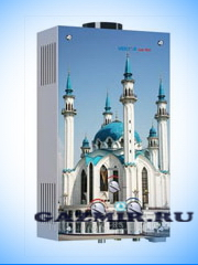 Купить Газовая колонка VEKTOR LUX ECO 20-2 (Кул-шариф) в Южноуральск