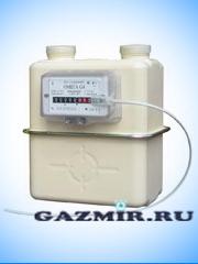 Купить Газовый счетчик ГАЗДЕВАЙС Омега G-4 (левый с термокорректором) в Челябинск