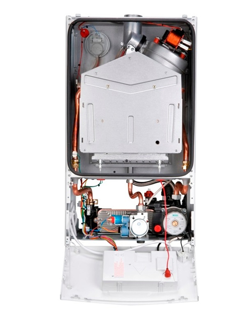 Газовый котел настенный БОШ BOSCH WBN6000-12C RN S5700, 12 кВт, закрытая камера, двухконтурный. Город Челябинск. Цена 34700 руб