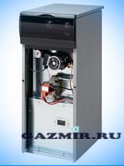 Купить Газовый котел напольный BAXI SLIM1.400in с дымовым колпаком диаметром 160 мм в Курган
