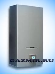 Купить Газовая колонка НЕВА ЛЮКС 5514 ( NEVALUX-5514 ), цвет серебро, 14 л/мин, дымоход 140 мм, вода/газ 1/2 дюйма в Челябинск