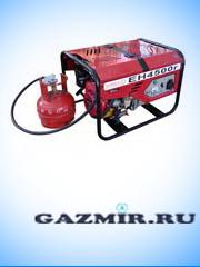 Купить Генератор газовый ЕН4500r в Челябинск