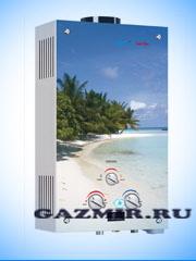 Купить Газовая колонка VEKTOR LUX ECO 20-2 (Пляж) в Костанай