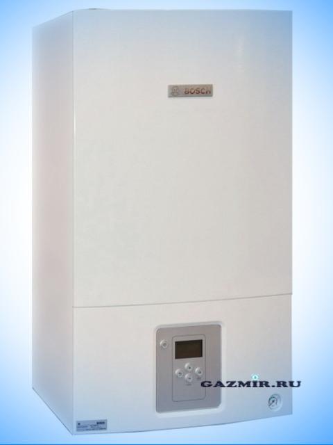 Газовый котел настенный  БОШ BOSCH WBN6000-18C RN S5700, 18 кВт, закрытая камера, двухконтурный. Город Челябинск. Цена 37200 руб