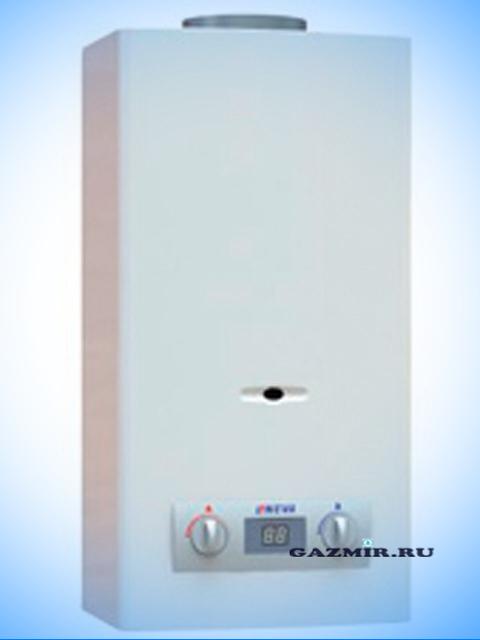 Газовая колонка НЕВА 4511 ( NEVA-4511) сжиженный газ, работает от баллона , 11 л/мин, дымоход 122 мм, вода/газ 1/2 дюйма. Город Костанай. Цена 8000 руб
