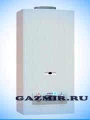 Купить Газовая колонка НЕВА 4511 ( NEVA-4511) сжиженный газ, работает от баллона , 11 л/мин, дымоход 122 мм, вода/газ 1/2 дюйма в Челябинск