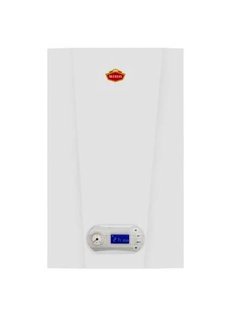 Купить Газовый котел настенный ARDERIA D16, 16 кВт, закрытая камера, отопление до 160 кв.м и горячая вода, раздельные теплообменники, производство РФ в Златоуст
