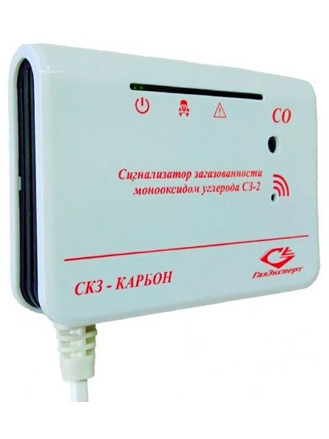 СЗ-2 – сигнализатор загазованности СO (угарный газ газ) – 20/100 мг/куб.м. Город Челябинск. Цена 4600 руб