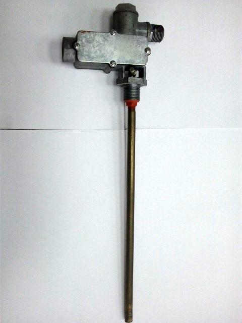 Терморегулятор ДУ-15 (диаметр подключения 1/2 дюйма) (с барашком). Город Челябинск. Цена по запросу