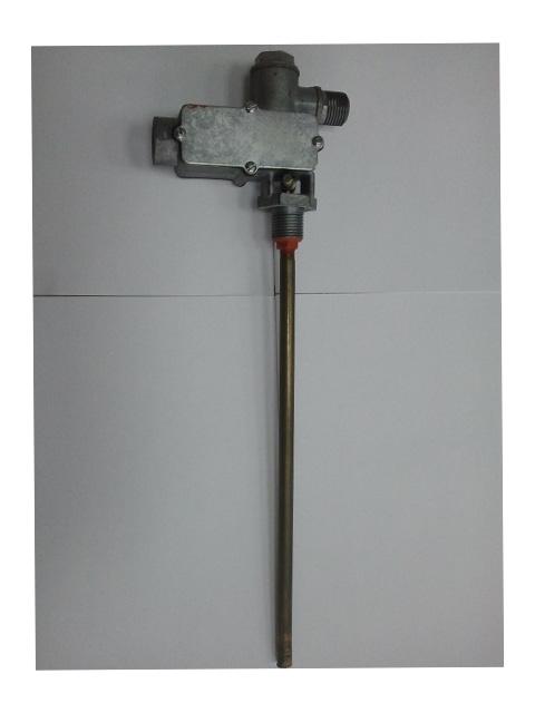 Купить Терморегулятор ДУ-15 (диаметр подключения 1/2 дюйма) (с барашком) в Челябинск