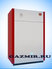 Купить Газовый котел напольный Лемакс Лидер-35, до 350 кв.м, автоматика SIT, пьезорозжиг, дымоход 140 мм, чугунный теплообменник в Челябинск