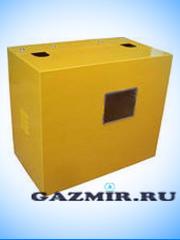 Купить Шкаф для счетчика G4 межосевое 110 мм металл в Костанай