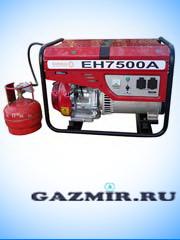 Купить Генератор газовый EHG7500A в Челябинск