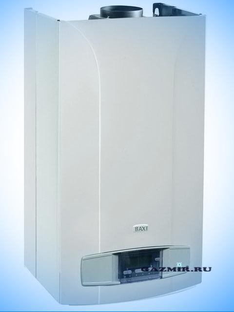 Газовый котел настенный BAXI LUNA 3 280 Fi TURBO, 28 кВт, закрытая камера, двухконтурный, Италия . Город Челябинск. Цена 62400 руб