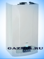 Купить Газовый котел настенный BAXI LUNA 3 280 Fi TURBO, 28 кВт, закрытая камера, двухконтурный, Италия  в Кунашак