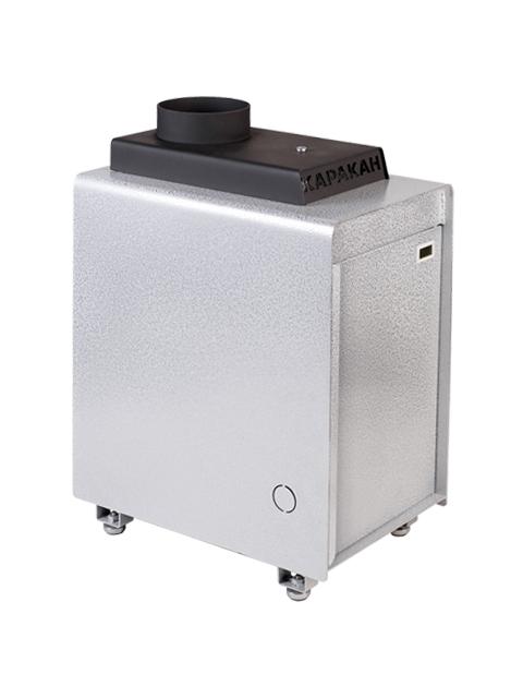 Купить Газовый котел напольный КАРАКАН 12ЭГВ 3, до 120 кв.м, отопление, горячая вода, автоматика SIT, пьезорозжиг, дымоход 120 мм в Костанай