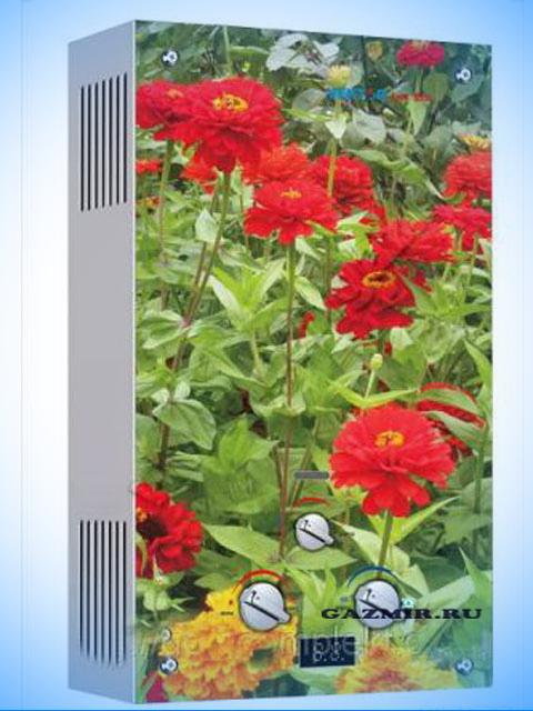 Газовая колонка VEKTOR LUX ECO 20-2 (Цветы). Город Челябинск. Цена по запросу