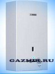 Купить Газовая колонка BOSCH WR13-2 P23, розжиг от пьезоэлемента (фитиль), 13 л/мин, дымоход 132 мм, вода-газ 3/4 дюйма, с модуляцией в Челябинск