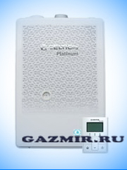 Купить Газовый котел настенный CELTIC- DS Platinum 3.20 FF CD(корейский дымоход) в Челябинск