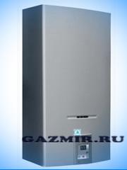 Купить Газовая колонка НЕВА ЛЮКС 6014 ( NEVALUX-6014 ), цвет серебро, 14 л/мин, дымоход 140 мм, вода/газ 1/2 дюйма в Челябинск