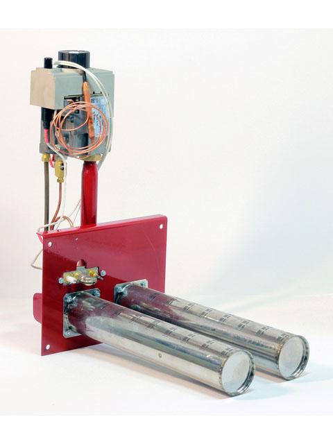 Газогорелочное устройство мощностью 10 кВт на базе автоматики sit 630. Город Южноуральск. Цена 5700 руб